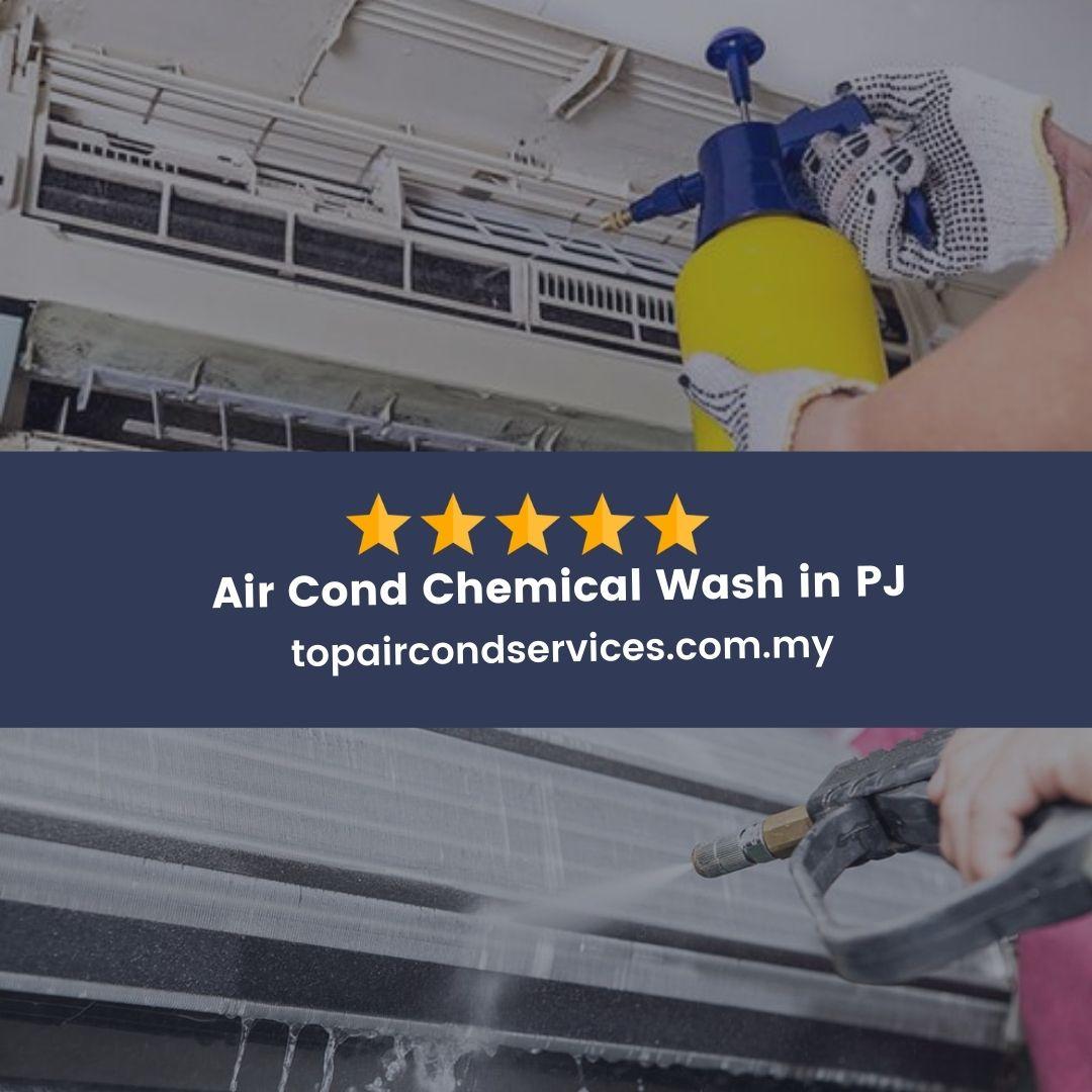 Air Cond Chemical Wash PJ