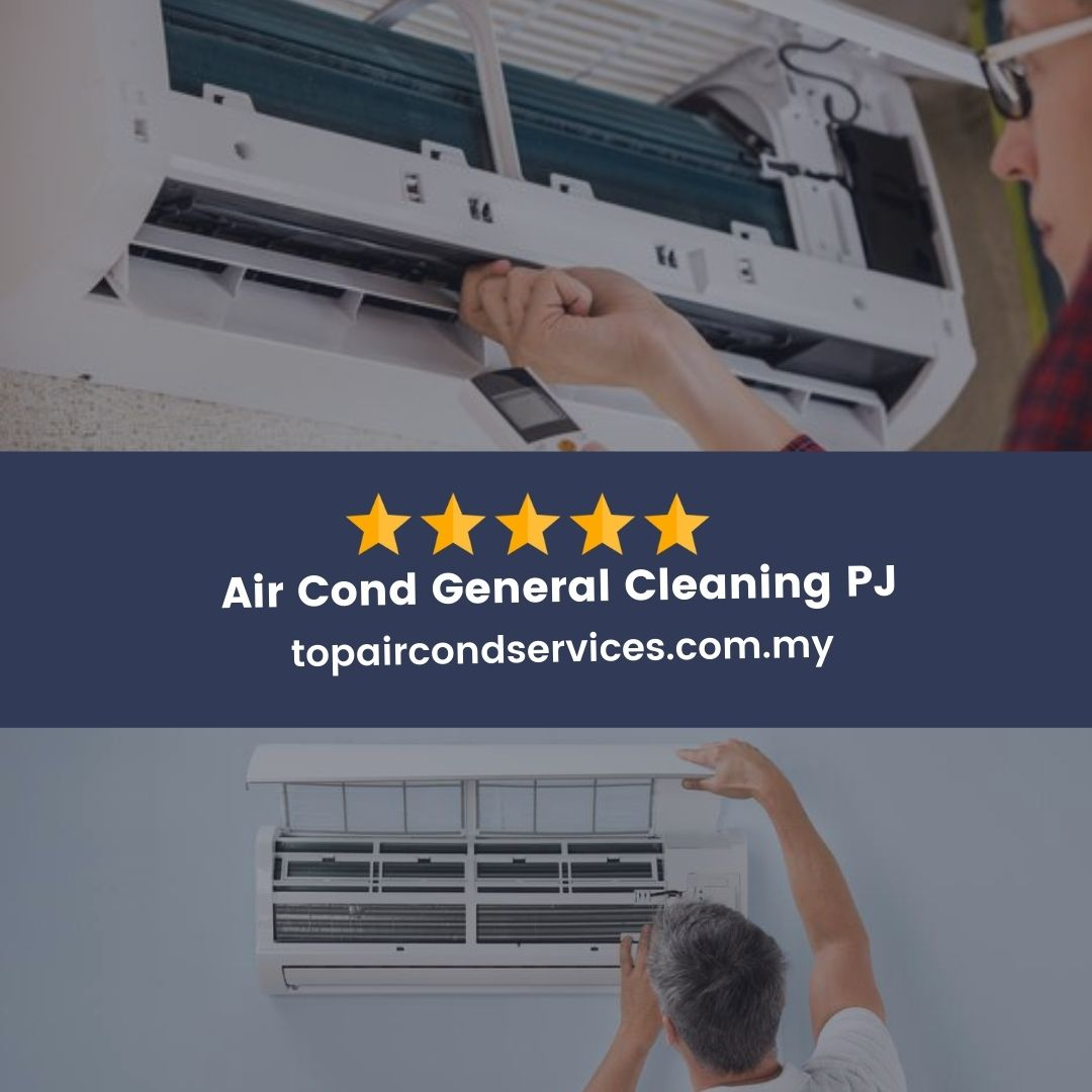 Air Cond General Cleaning PJ