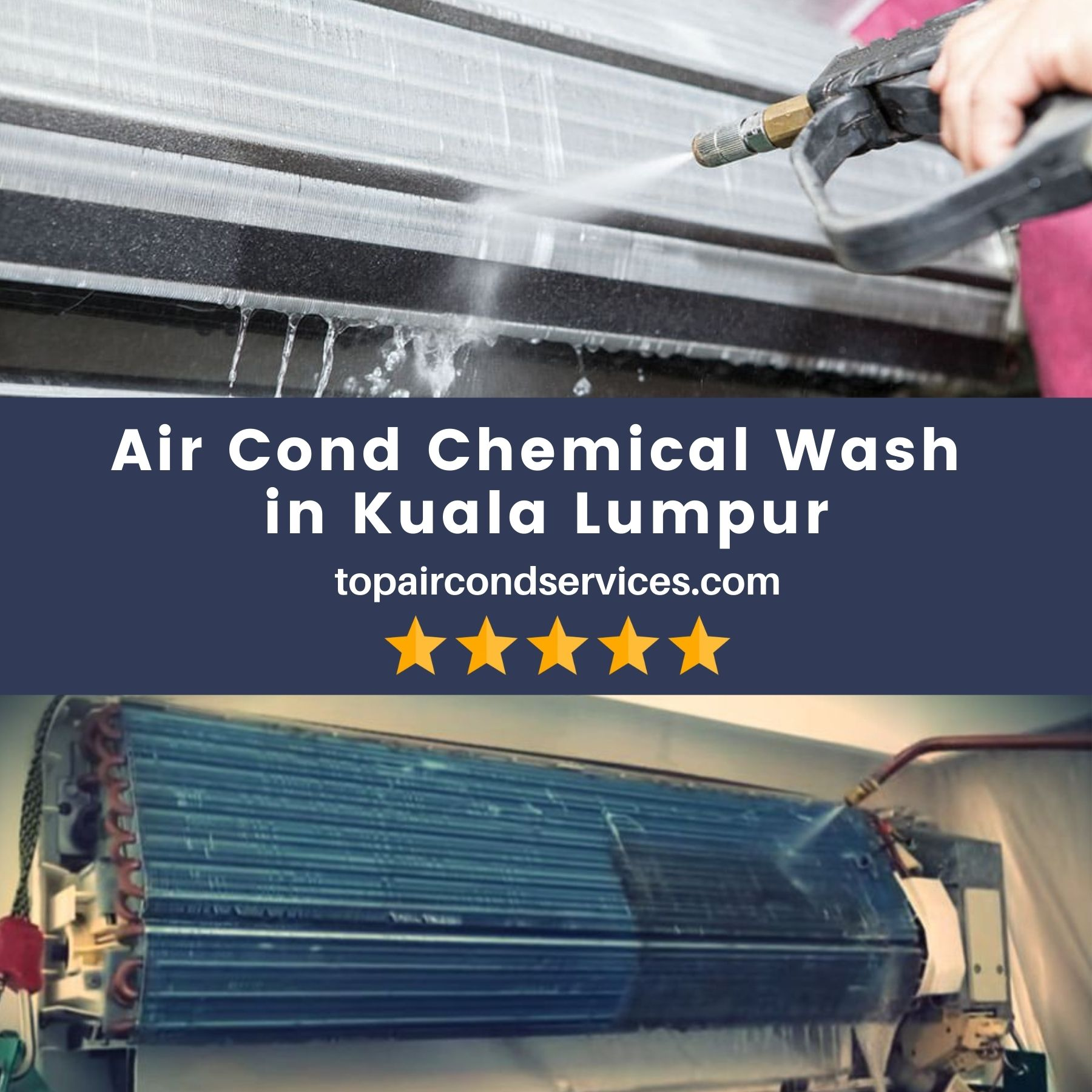 AirCond Chemical Wash KL