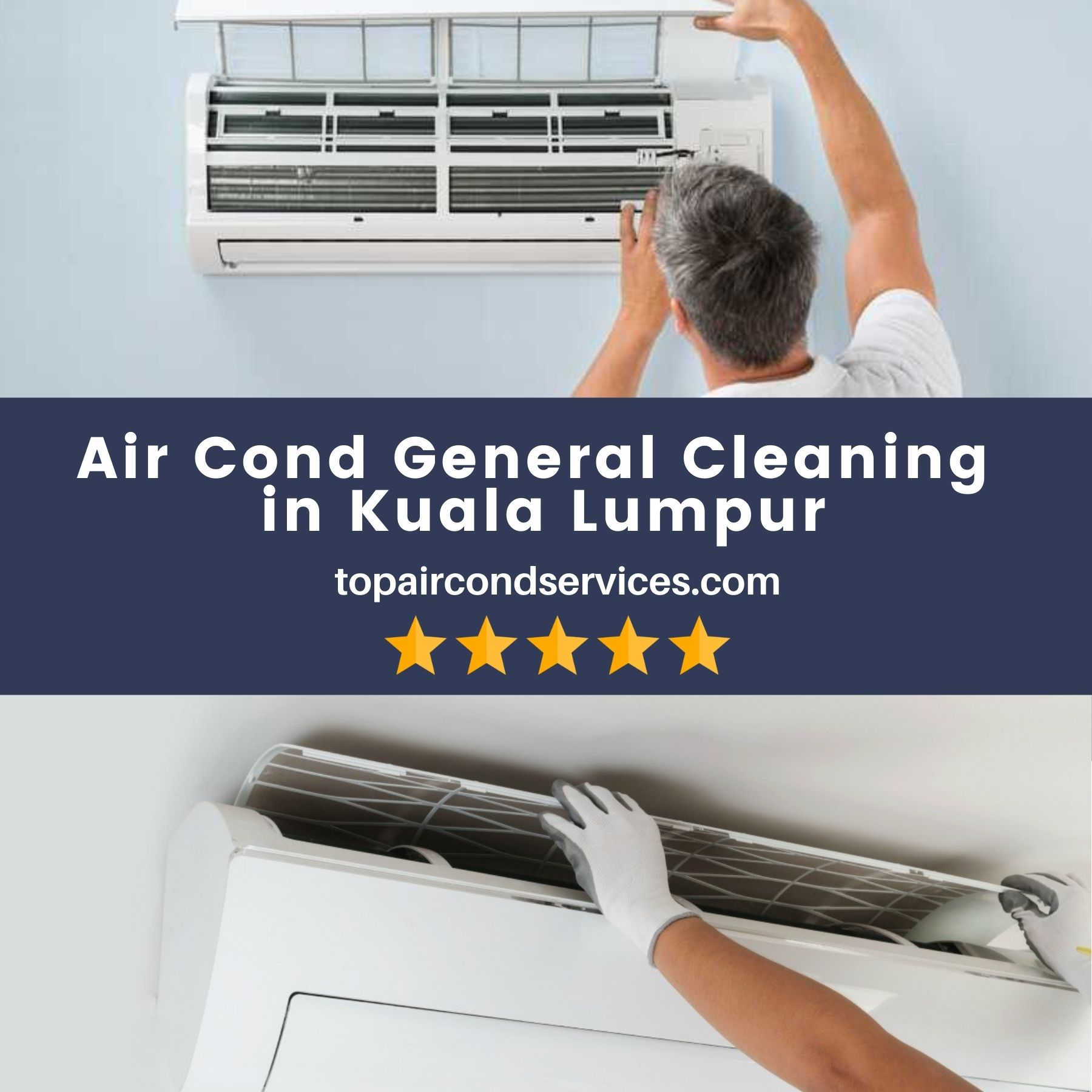 AirCond General Cleaning KL
