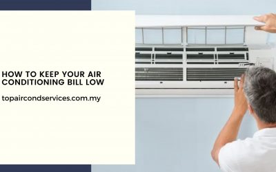 How to Keep Your Air Conditioning Bill Low