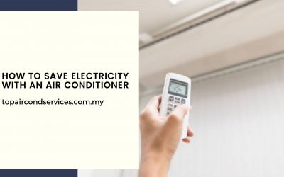 How to Save Electricity with an Air Conditioner