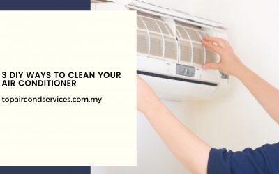 3 DIY Ways to Clean Your Air Conditioner