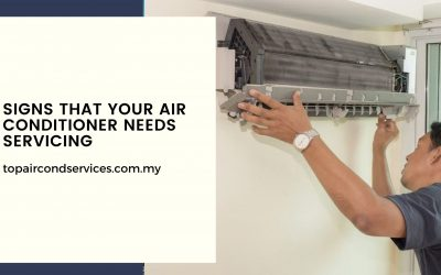 Signs That Your Air Conditioner Needs Servicing