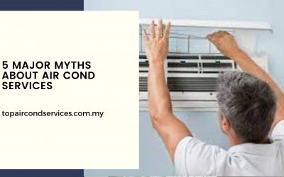 5 Major Myths About Air Cond Services