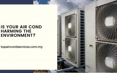 Is Your Air Cond Harming the Environment?