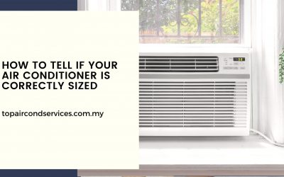 How to Tell if Your Air Conditioner Is Correctly Sized